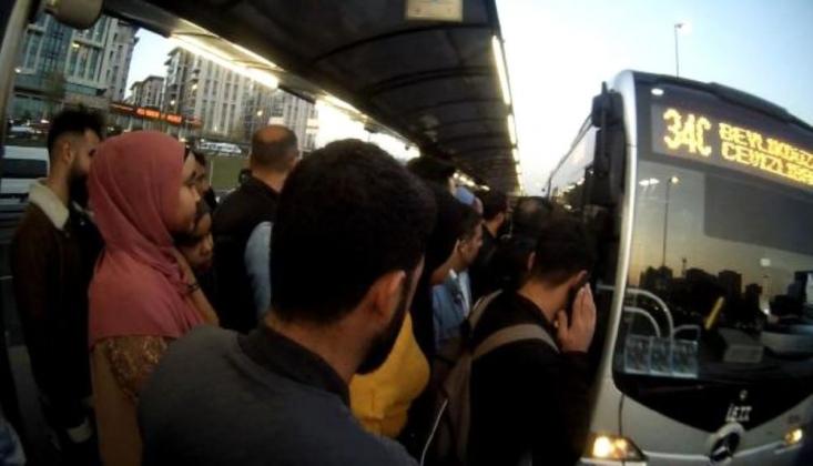 İstanbul'da Zamlı Ulaşım Başladı:1.25 Lira Olan Öğrenci Bileti 1.75 TL Oldu