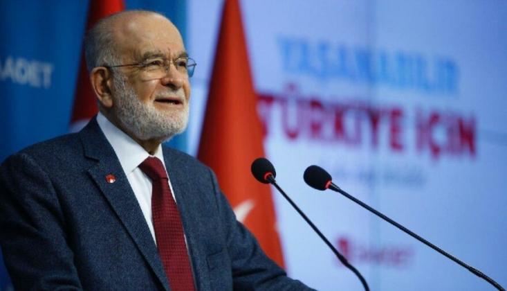 Karamollaoğlu: Merkez Bankası'nın Dibi Delinmiş