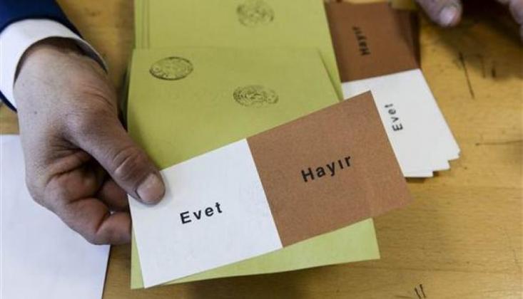 Halkın 58.9'u Parlamenter Sistem İstiyor
