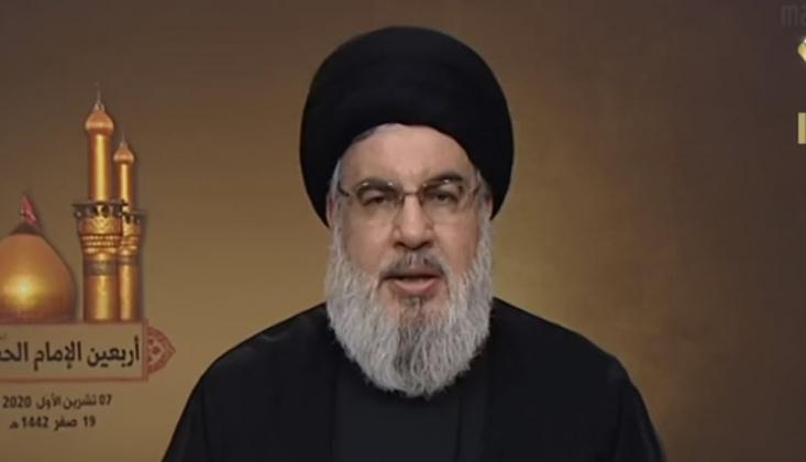 Hasan Nasrallah'tan Erbain Merasiminin Önemine Vurgu