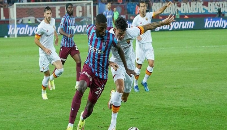 Trabzonspor Turu Zora Soktu!