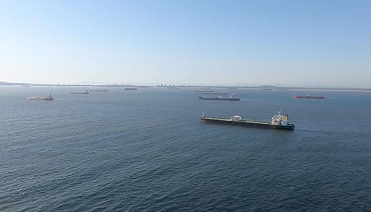 Kaliforniya Kıyılarında Tanker Yığınağı