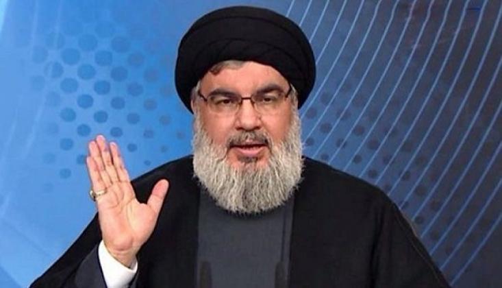Nasrallah: ABD'ye Güvenen Herkesin Kaderi Kenara Atılmaktır