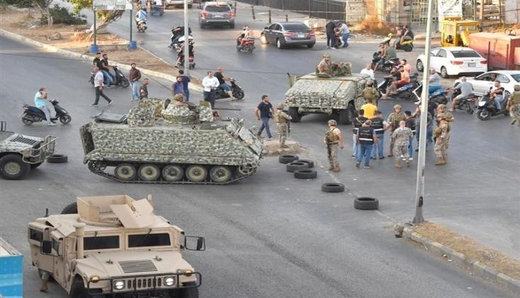 Beyrut Limanı Yıldönümünde; Lübnan'da Kaos Planı