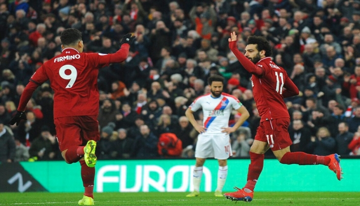 Dev Maçın Kazananı Liverpool!