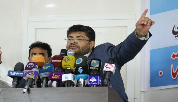 El-Husi'den Lübnan'da Yaşayan Yemenlilere Çağırı