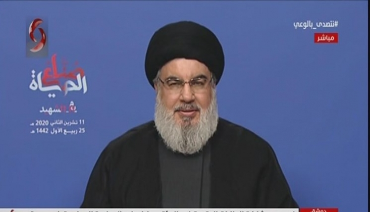 Nasrallah'tan Önemli Açıklamalar