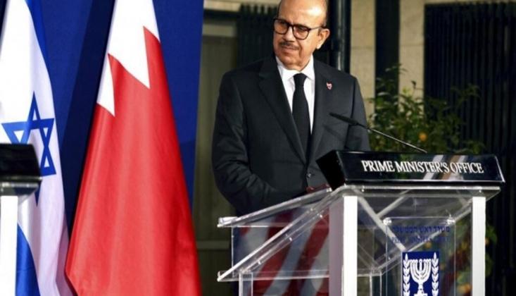 Bahreynli Bakanın Ziyareti Ulusal Hata