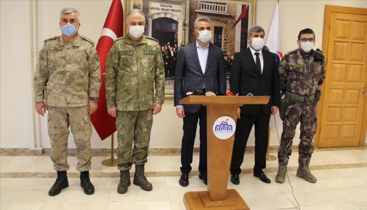 Malatya Valisi Gara'da PKK'nın Öldürdüğü Vatandaşlarımızın İsmini Açıkladı