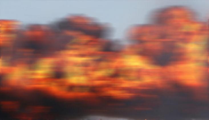 Rusya'da Askeri Birlikte Şiddetli Patlama