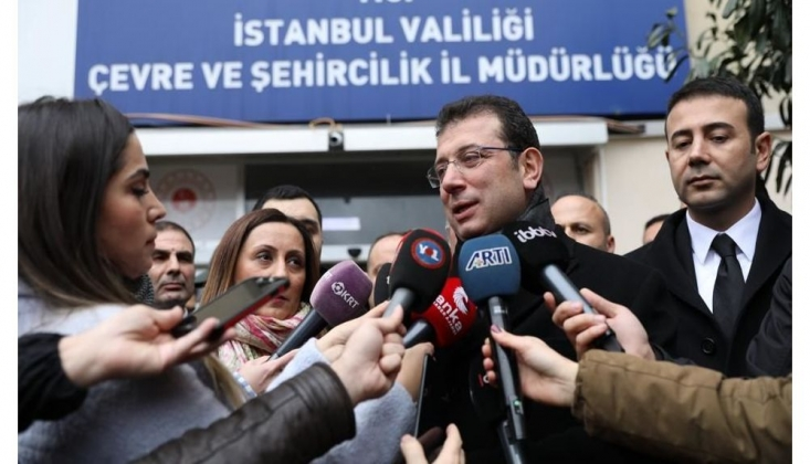 İmamoğlu, Erdoğan'a Sunduğu Mektubun İçeriğini Açıkladı