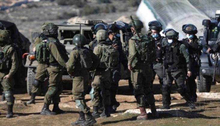 İsrail Filistinlilere Saldırdı