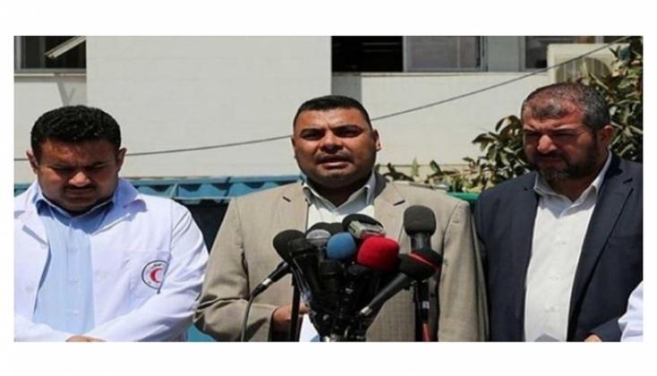 Gazze Sağlık Bakanlığı Uyardı! Sağlık Sistemi Çökecek