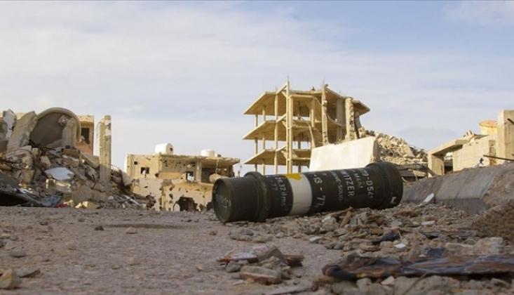 Hafter Milisleri Sahil kenti Sirte'yi Ele Geçirdi