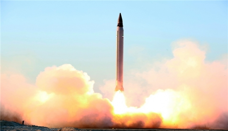 Kuzey Kore, ABD Tatbikatına Füze İle Cevap Verdi