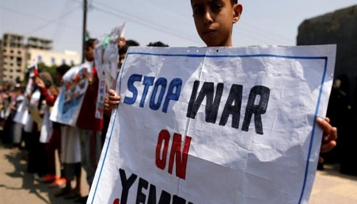 UNICEF: İki Milyon Yemenli Çocuk Okula Gitmekten Mahrum