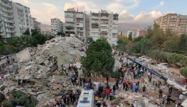 İzmir'de Ölü Sayısı 24, Yaralı Sayısı 804'e Yükseldi