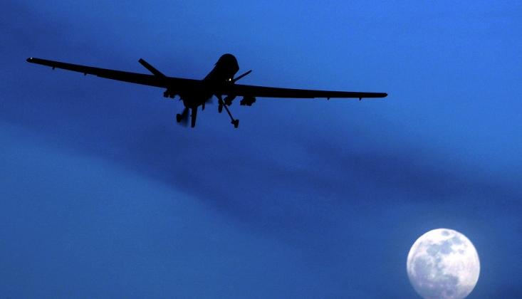 Libya'da BAE'ye Ait Bir SİHA Düşürüldü