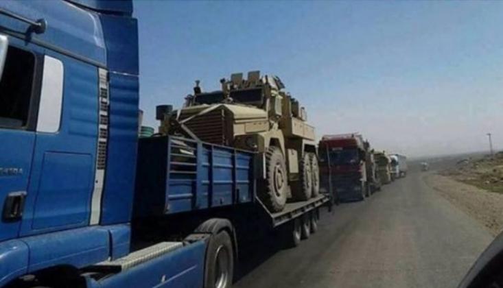 ABD'den Suriye'ye Silah Sevkiyatı