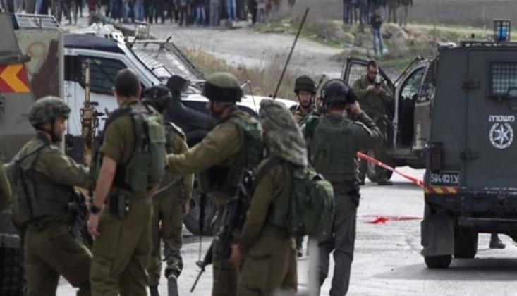 Siyonist Askerler Doğu Kudüs'te Yaralandı