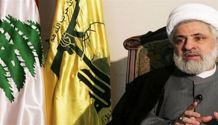 Şeyh Naim Kasım: İran Dünyanın Özgür İnsanlarının Meşalesidir