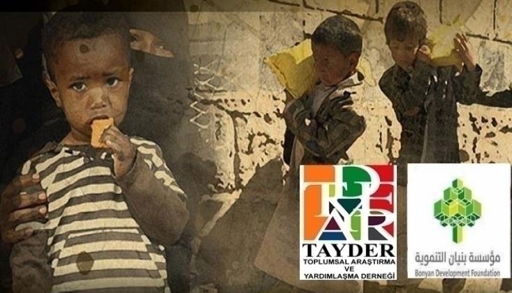 Mazlum Yemen Halkı Yardımlarınızı Bekliyor