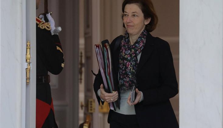 Fransa Savunma Bakanı: Türkiye'nin Harekatı Durdurmasını Bekliyoruz