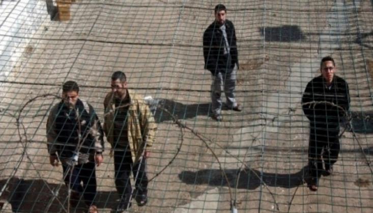 Filistinli Esirlerden Dünyaya Çağrı: Çok Geç Olmadan Bizi Kurtarın