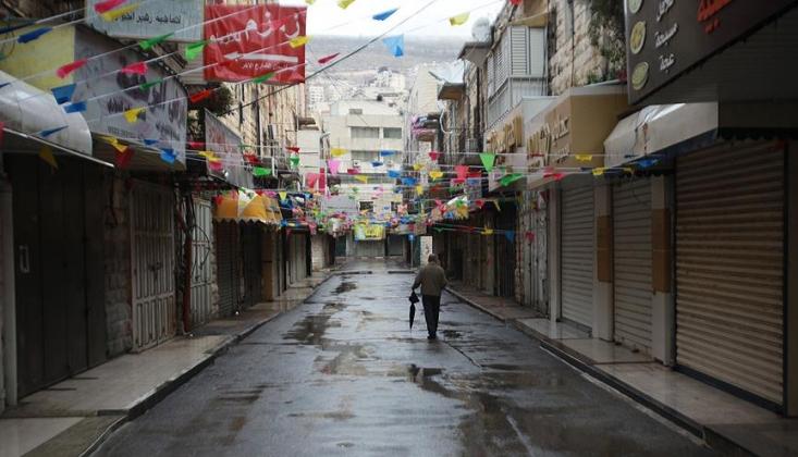 Filistin'de Genel Grev Devam Ediyor