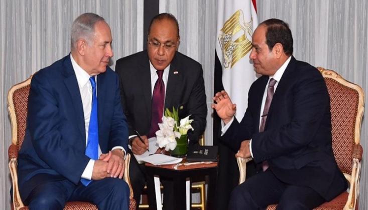 Mısır, Nil Suyunu Gizlice Siyonist Rejime Satıyor