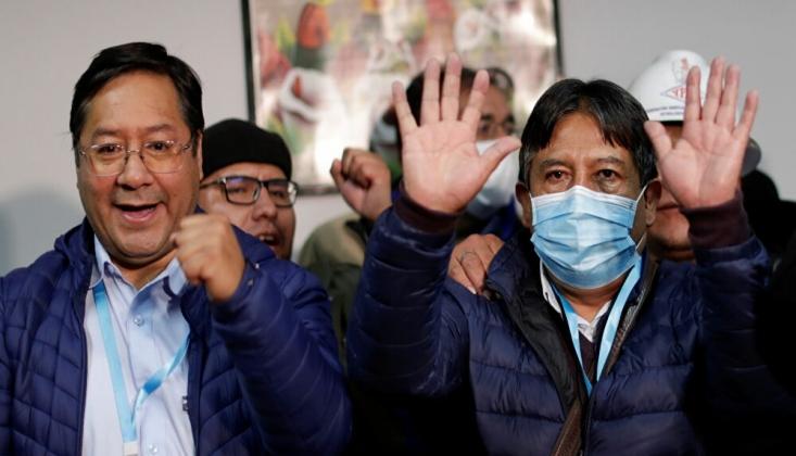 ABD Destekli Darbeyle Devrilen Morales'in Seçim Zaferi