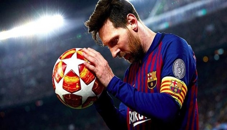 Messi'den Ayrılık Açıklaması!