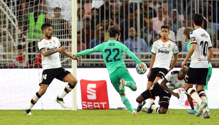 İspanya Süper Kupası'nda İlk Finalist Belli Oldu