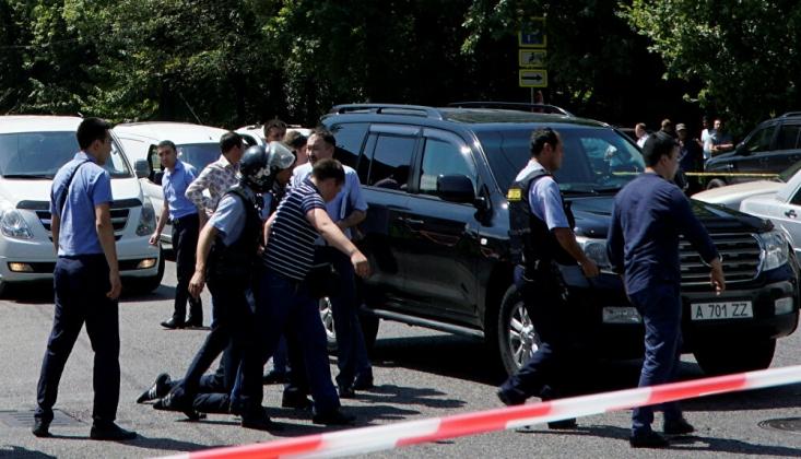 Kazakistan'da IŞİD Saldırısı Önlendi