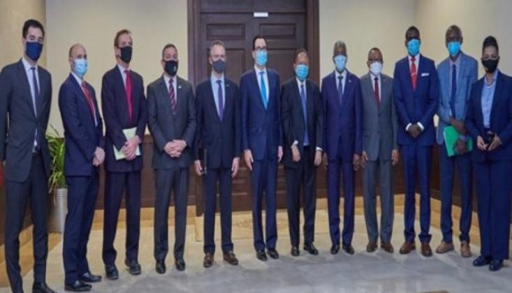İsrail ile Sudan Arasında Anlaşma İmzalandı