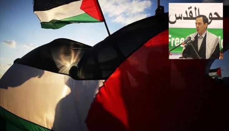 AB ve Bazı Ülkeler Filistin Meselesinde İkiyüzlüdür