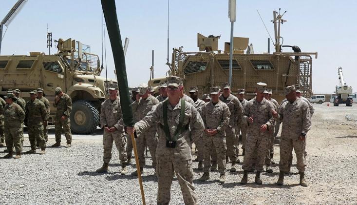 ABD Afganistan'dan Çekilmeye Devam Ediyor