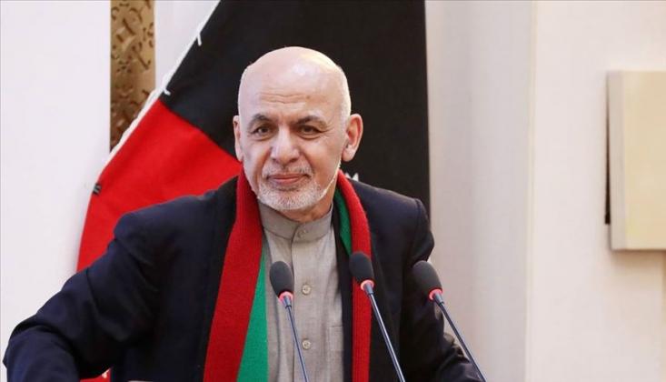 Afganistan Cumhurbaşkanı Gani, ABD Ziyaretini Erteledi