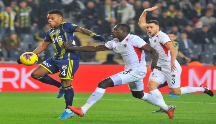 Kadıköy'de 7 Gollü Müthiş Maç!