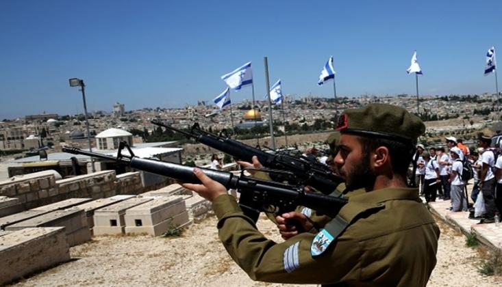 İşgal Rejimi Yeni Silah Alımı Yapıyor