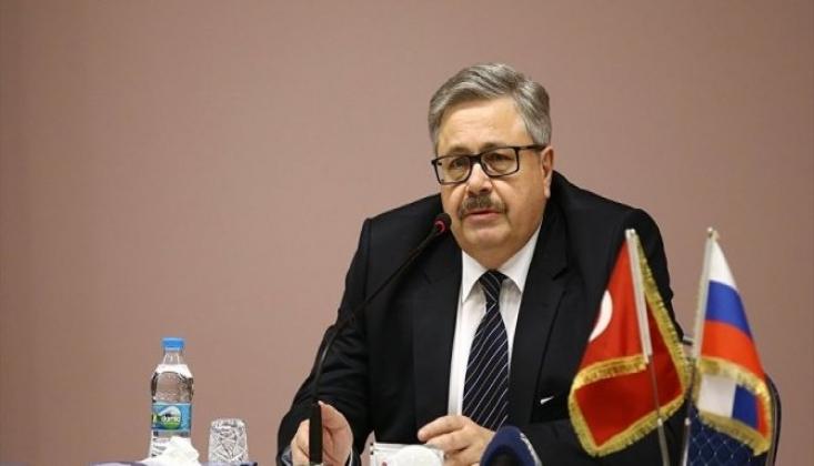 Rusya'nın Ankara Büyükelçisi'nden Suriye ve Libya Açıklaması