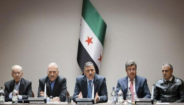 Suriye Muhalefeti, Siyonistlerden Kendilerine Destek Talebinde Bulundu