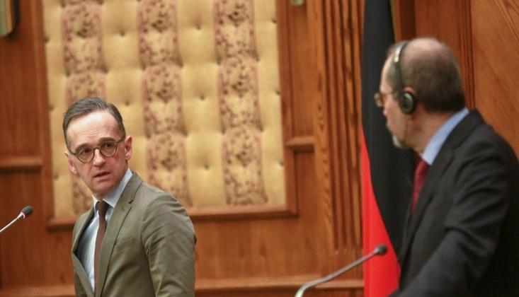 Almanya'dan İran ve Irak Açıklaması