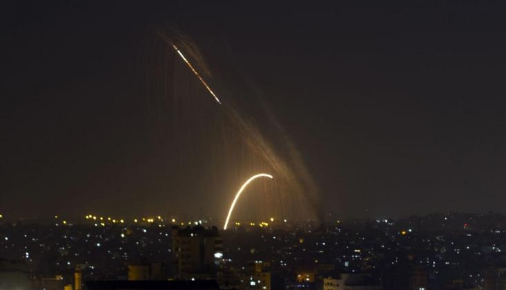 İsrail: Hamas'a Ait Yeraltı Tesislerini Vurduk