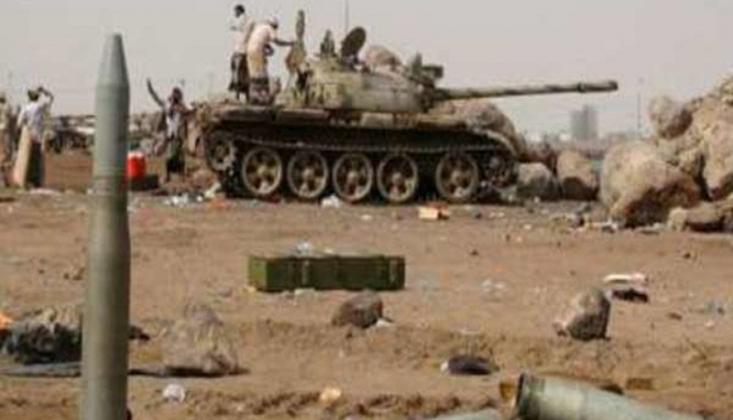 Yemen'de Suudi Güçlere Karşı Operasyon