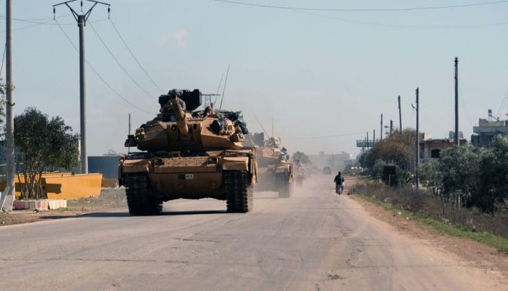 TSK, Suriye Ordusu Elindeki Cephelere İntikale Başladı