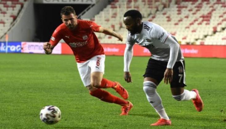 Beşiktaş, Sivas'ta 2 Puan Bıraktı!