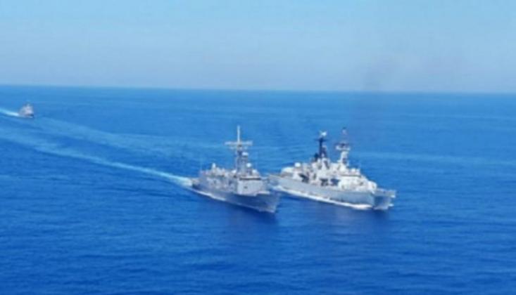 Yunanistan'dan Doğu Akdeniz'de Gerilimi Tırmandıracak Yeni Adım