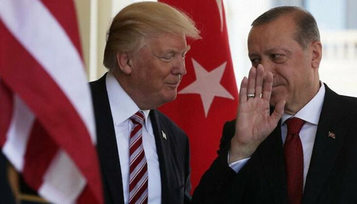 Erdoğan: Ülkem, ABD'nin Güçlü ve Güvenilir Bir Ortağı...