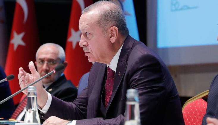 Erdoğan'dan İtiraf Gibi Açıklama